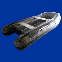 Bateau pneumatique camouflage 3.0cc Charles Oversea