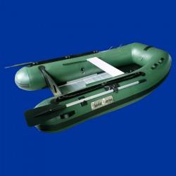 Bateau pneumatique 2.4ca vert Charles Oversea