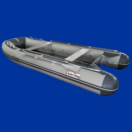 Bateau pneumatique 3.7d Charles Oversea PVC 1.2mm