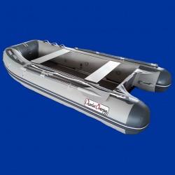 Annexe bateau pneumatique 3.0d Charles Oversea fond aluminium